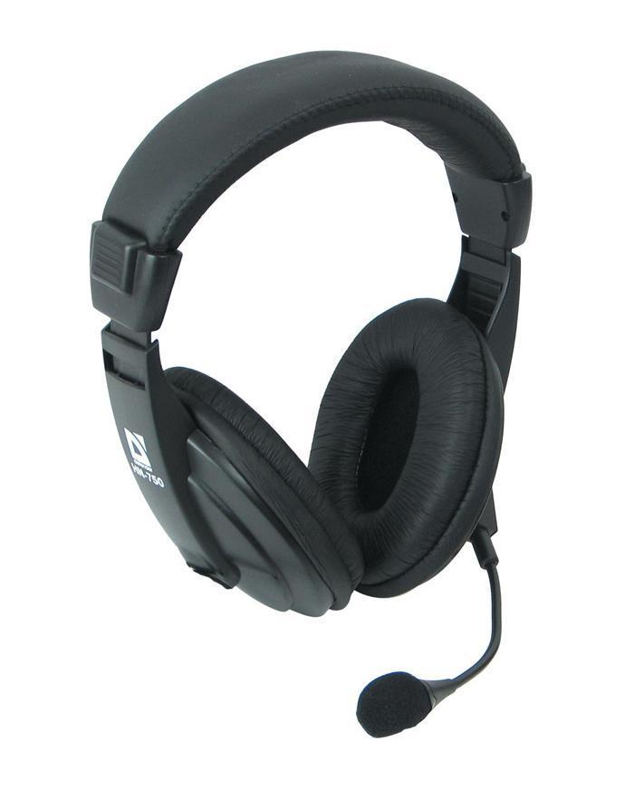 Defender Gryphon HN-750 наушники с микрофоном