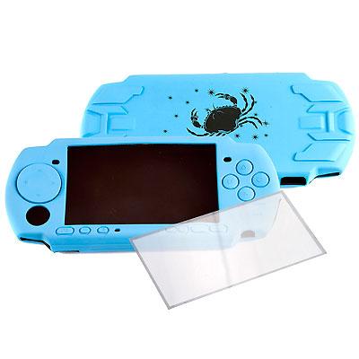 Защитный набор для консоли Sony PSP
