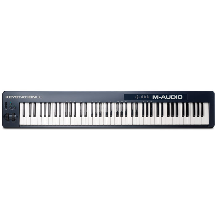 M-Audio Keystation 88 II midi-клавиатура