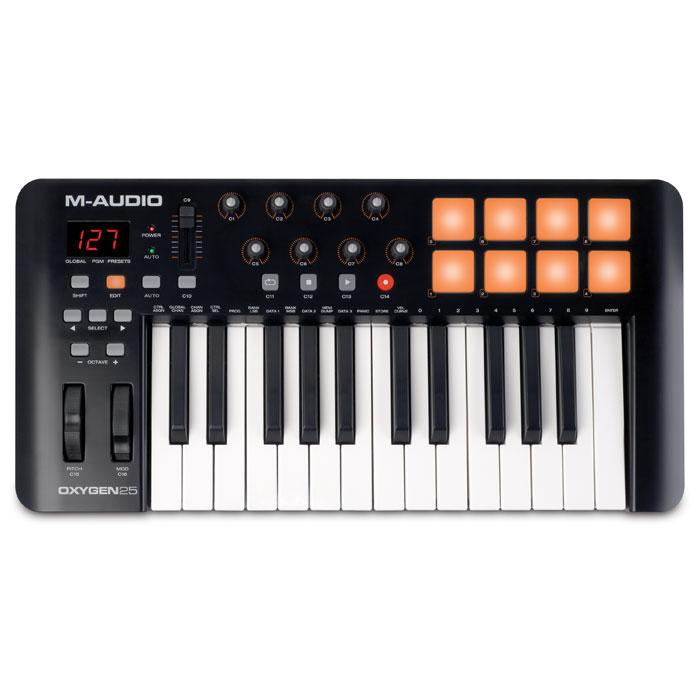 M-Audio Oxygen 25 IV Midi-клавиатура
