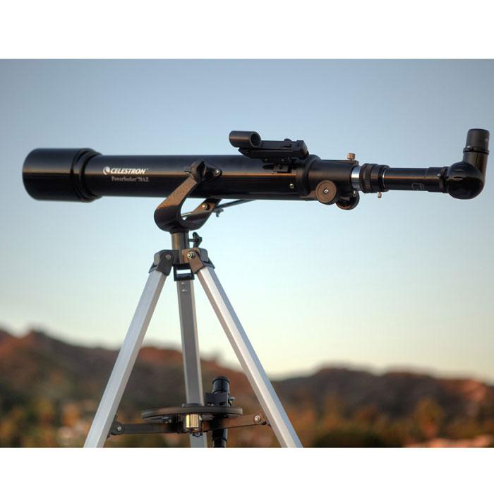 Celestron PowerSeeker 70 AZ телескоп-рефрактор
