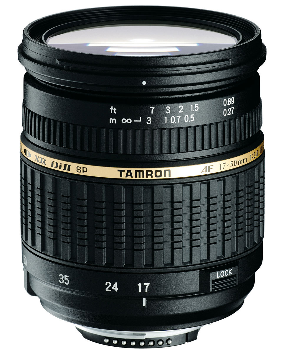 Tamron SP AF 17-50mm F/2,8 XR Di II LD Canon