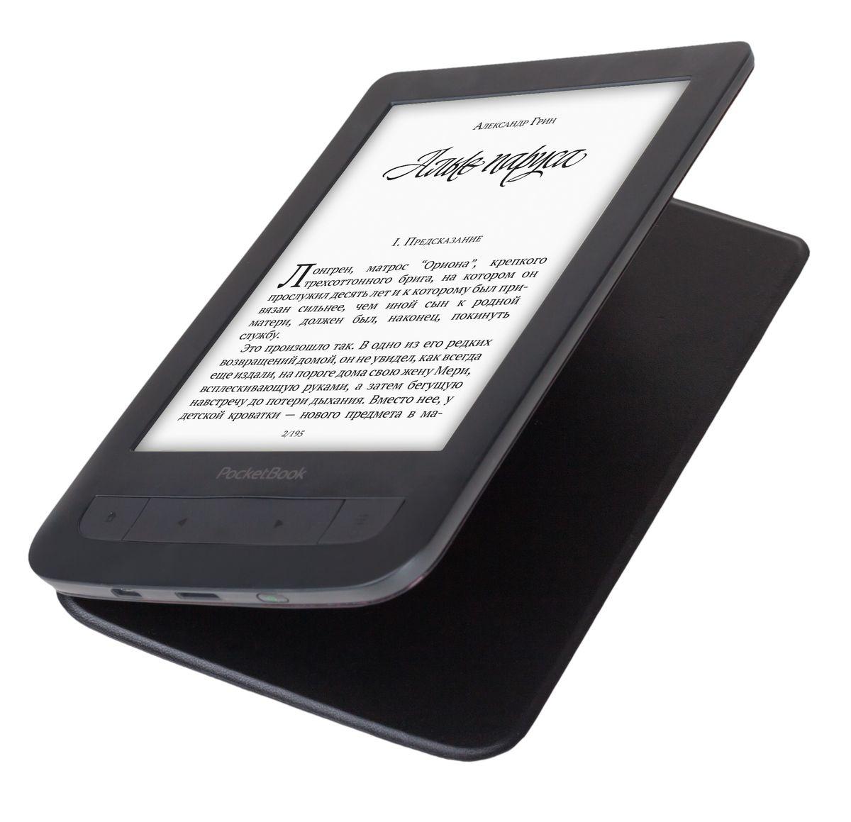 PocketBook 625 Limited Edition, Black электронная книга