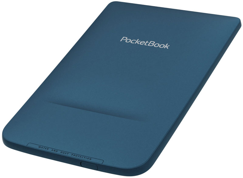 PocketBook 641 Aqua 2, Blue электронная книга