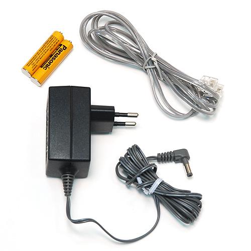 Panasonic KX-TG2511 RUM, Metallic Grey