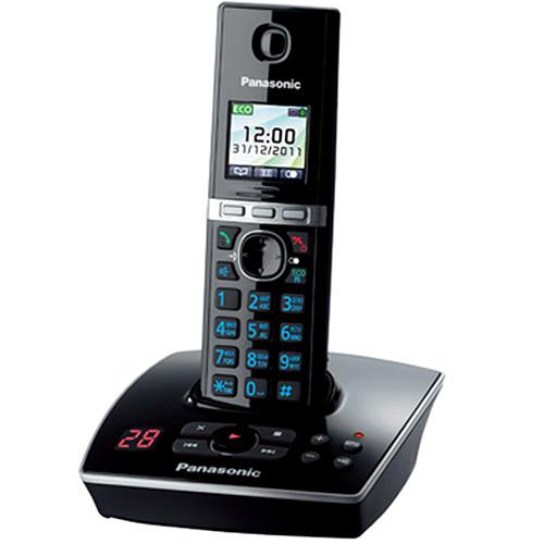Panasonic KX-TG8061 RUB DECT телефон