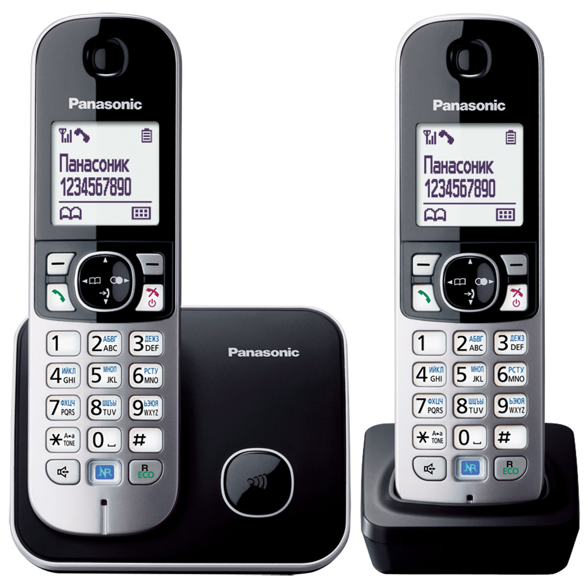 Panasonic KX-TG6812 RUB DECT телефон
