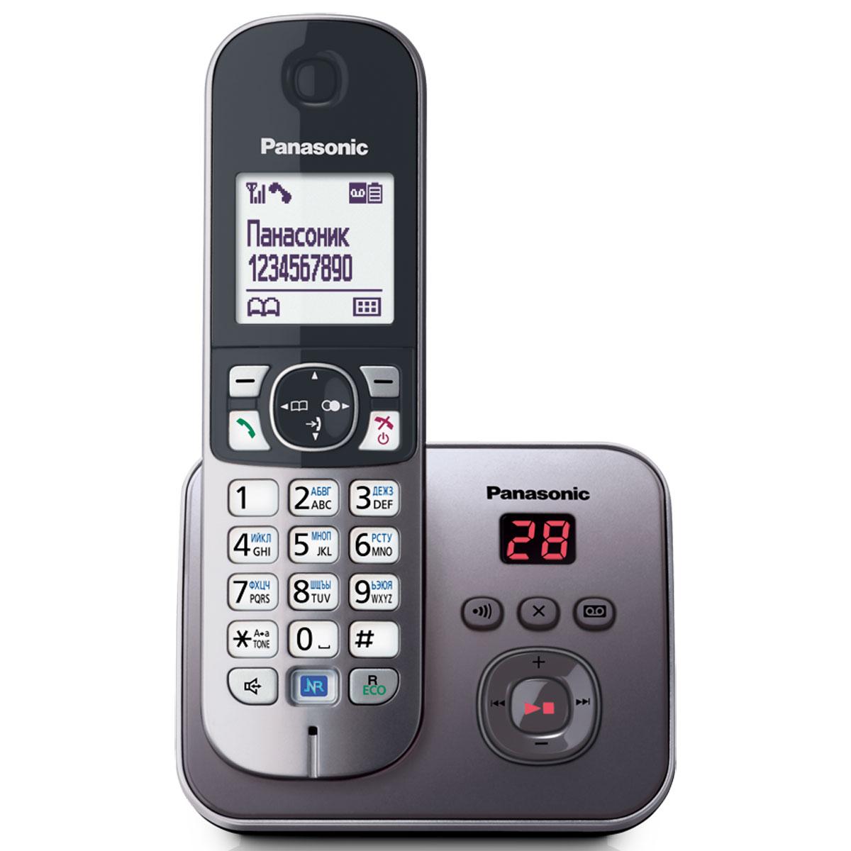 Panasonic KX-TG6821 RUM DECT телефон