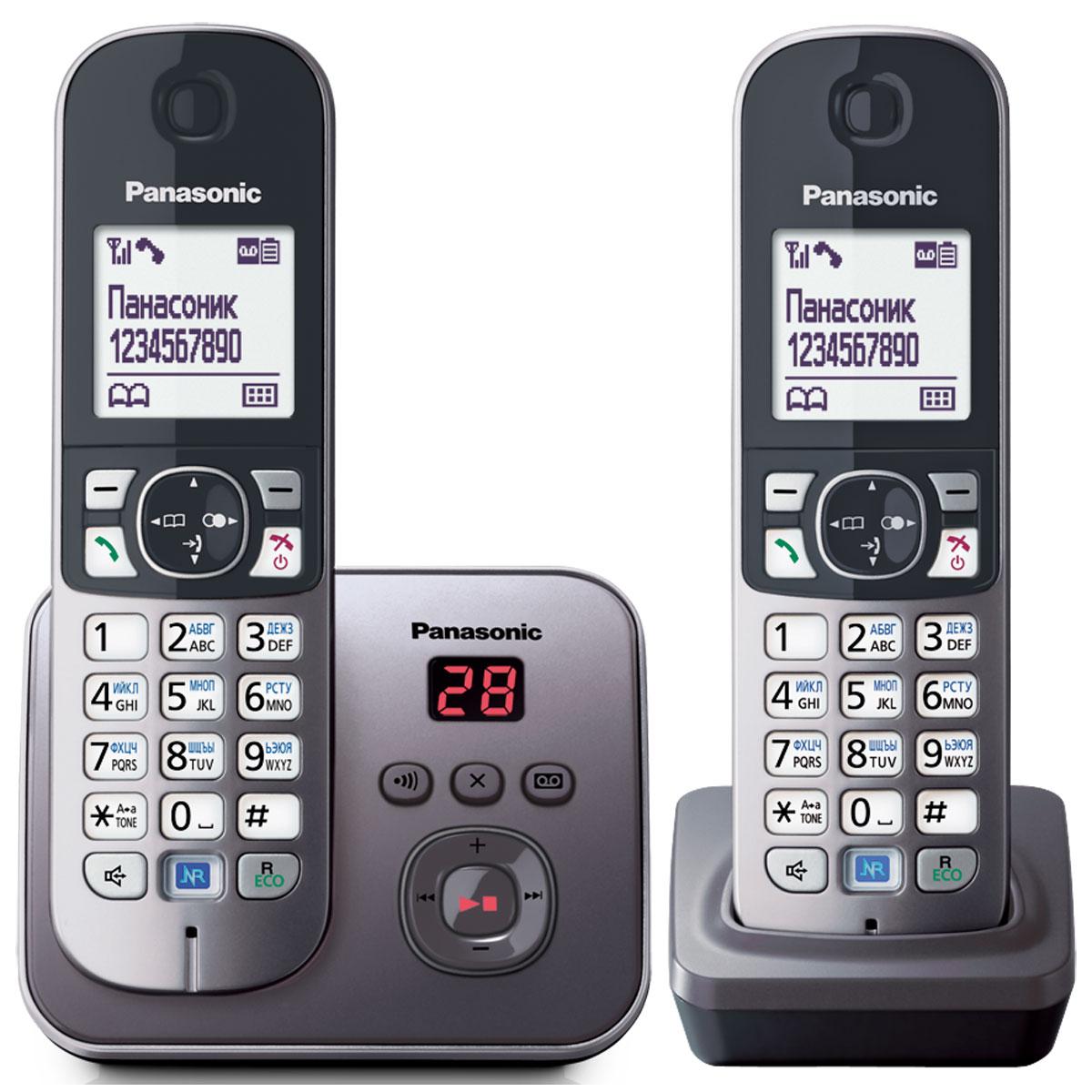 Panasonic KX-TG6822 RUM DECT телефон