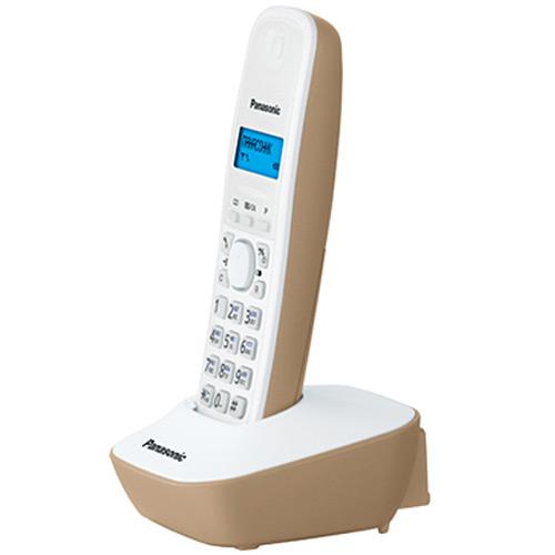Panasonic KX-TG1611 RUJ, Beige DECT телефон