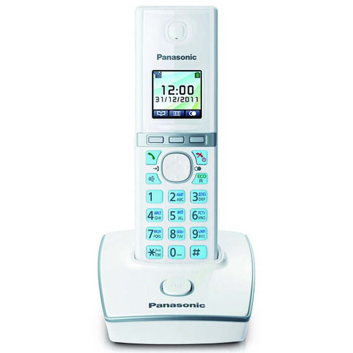 Panasonic KX-TG8051 RUW DECT телефон